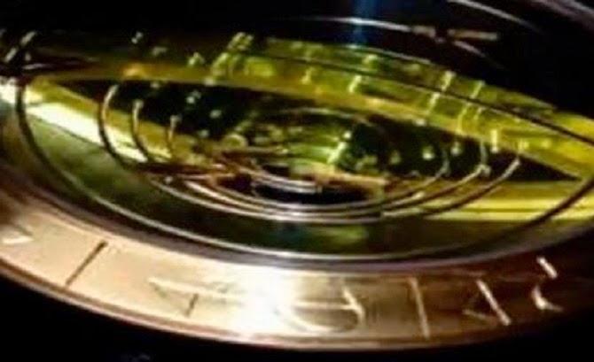 Αυτή η εξωγήινη συσκευή θα μπορούσε να είναι σύστημα πλοήγησης
