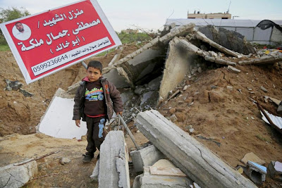 Israeli house strikes killed mostly civilians