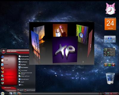 Windows XP Edition SP3 Style 2010 - Mediafire