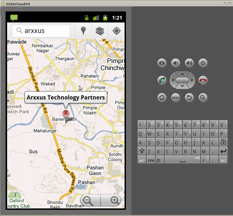 Eclipse Google App Engine Tutorial: Tech Blog: Android Cloud To Device Messaging(C2DM):Project