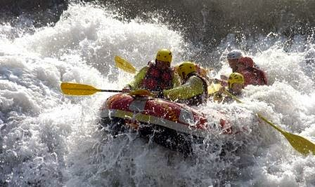 tips rafting songa pekalen untuk pemula