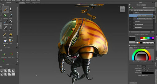 Autodesk Mudbox 2013 New Features video