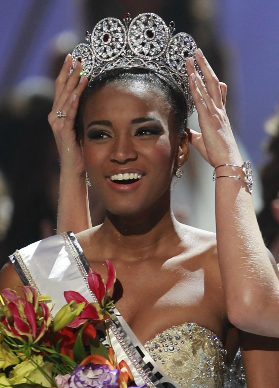 Leila Lopes Miss Universe
