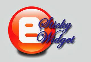 Sticky-Widget