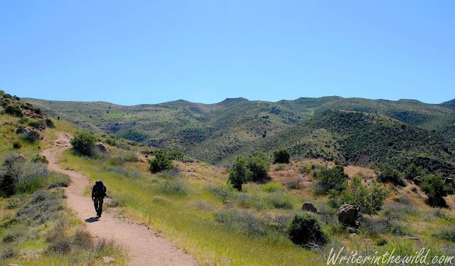 Reavis Ranch Trail