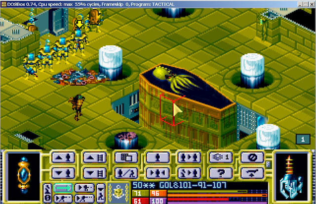 UFO 2: Terror from the Deep - Last Mission T'leth Screenshot
