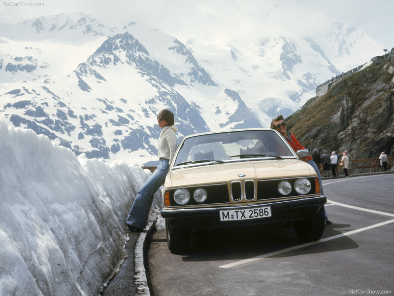 1977 - BMW 7 Series (E23) PC Wallpapers ~ BMW Automobiles