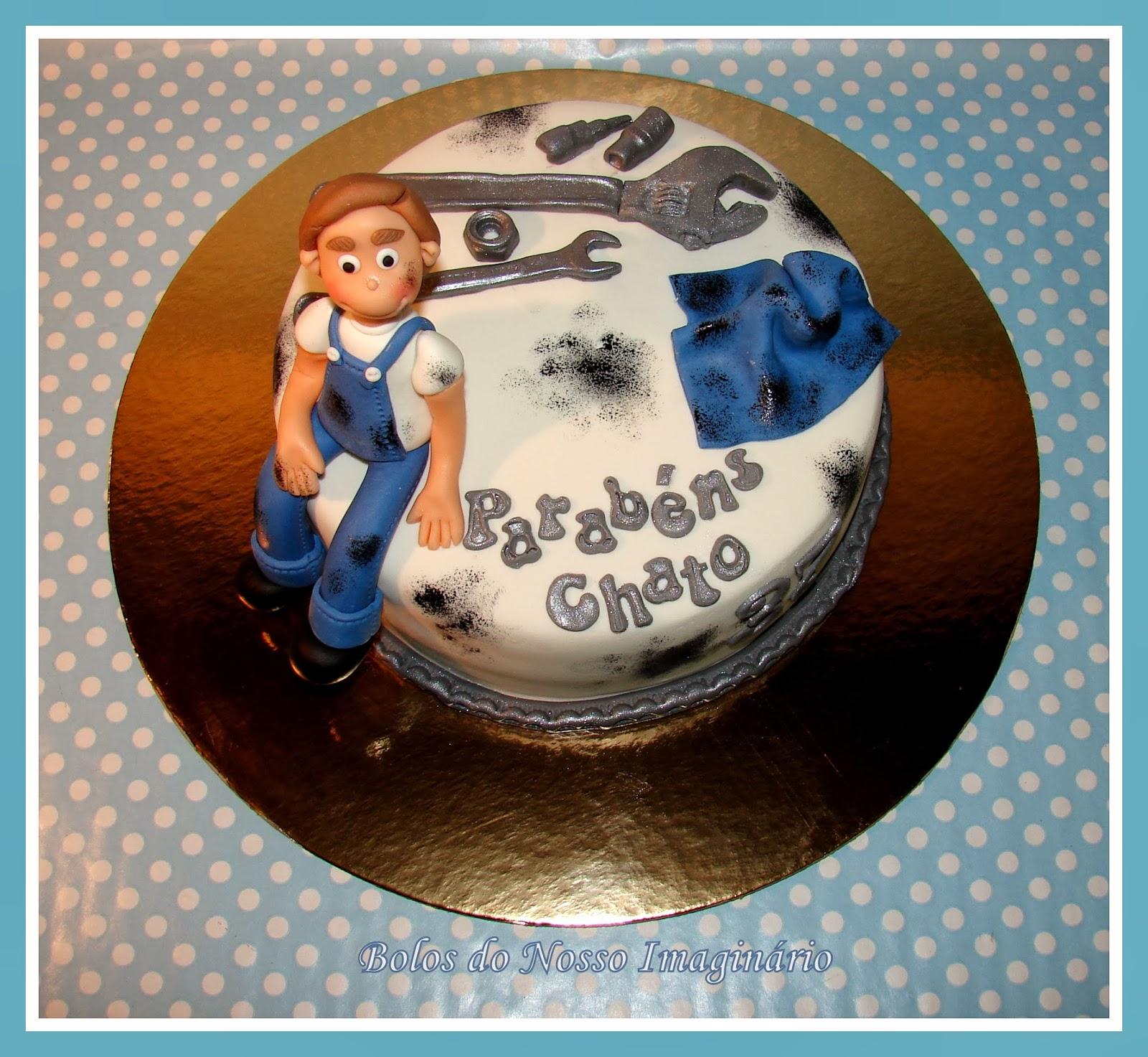 Cake Design Para Homem : BOLOS DO NOSSO IMAGINaRIO