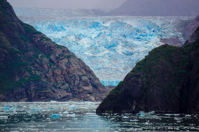 Tracy Arm Fjord- Sawyer Glaciers- Travel-The-East