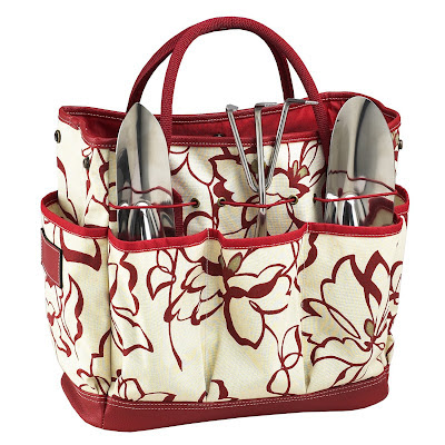 Exceptionnel Picnic At Ascot Promenade Garden Tote With Tools, $46.75
