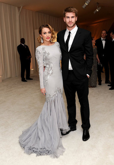 Look Liam Hemsworth Oscar 2012