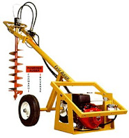 Portable Auger Drill4