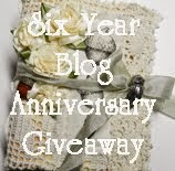 Celebrating Six Years of Blogging...