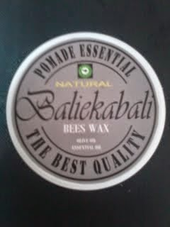 POMADE ESSENTIAL NATURAL