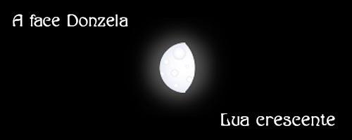 Deusa Tríplice: A face Donzela - Lua Crescente