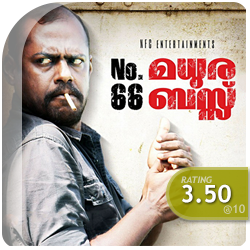 No.66 Madhura Bus: Chithravishesham Rating (3.50/10)