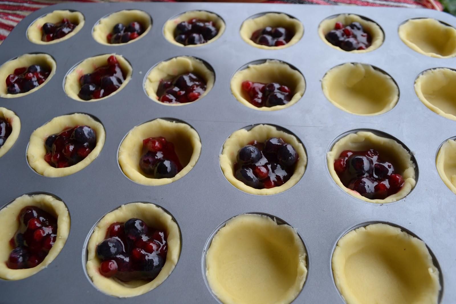 Meyveli minik tartlar oktay usta — Görsel Yemek Tarifleri ...