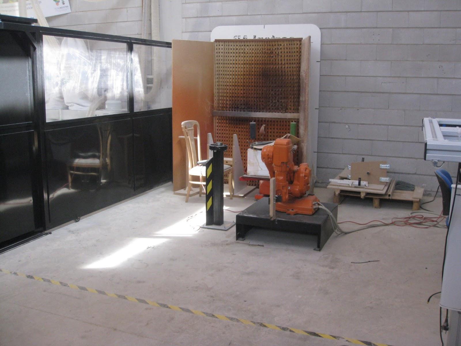 Fp madera murcia visita cetem centro tecnologico del - Comercial del mueble ...