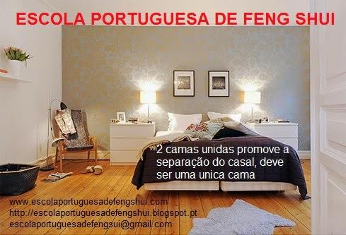 Cama no quarto de casal - Feng shui cama ...