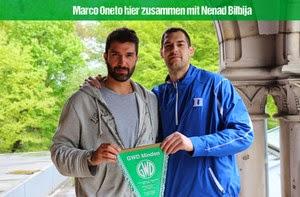 Marco Oneto al Minden Alemán | Mundo Handball