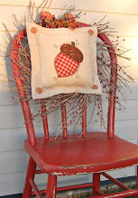 Fall Acorn Flange Pillow--Free Project!