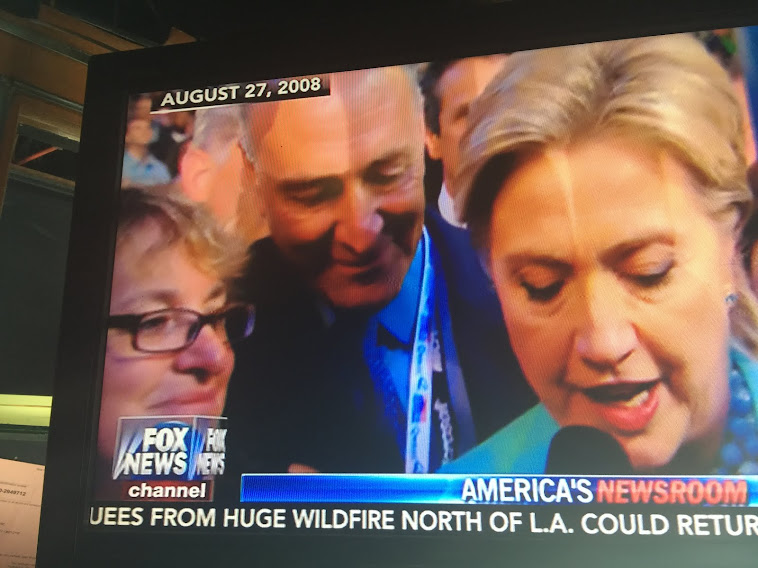 June O'Neill Oversees Hillary Requesting Acclamation Eight Years Ago