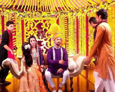 Atif Aslam - Sara Bharwana Wedding Images