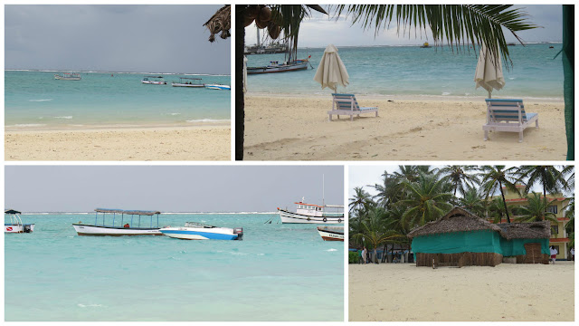 The Beach at Kavaratti, Lakshadweep