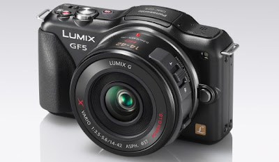 Fotografia della Panasonic Lumix GF5