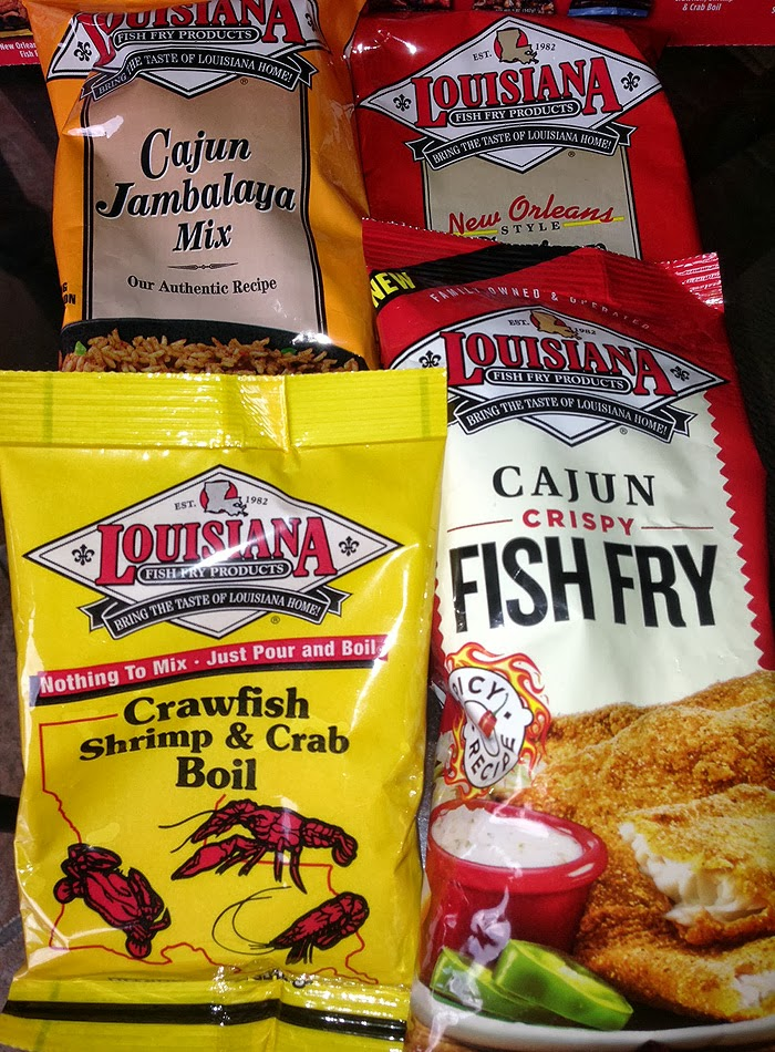 Food hunter 39 s guide to cuisine you may have noticed some for Louisiana fish fry recipe