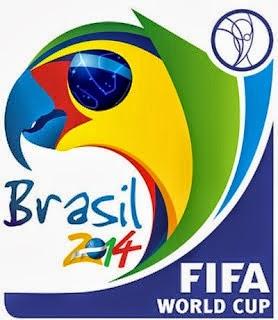 Jadual Siaran TV Piala Dunia 2014