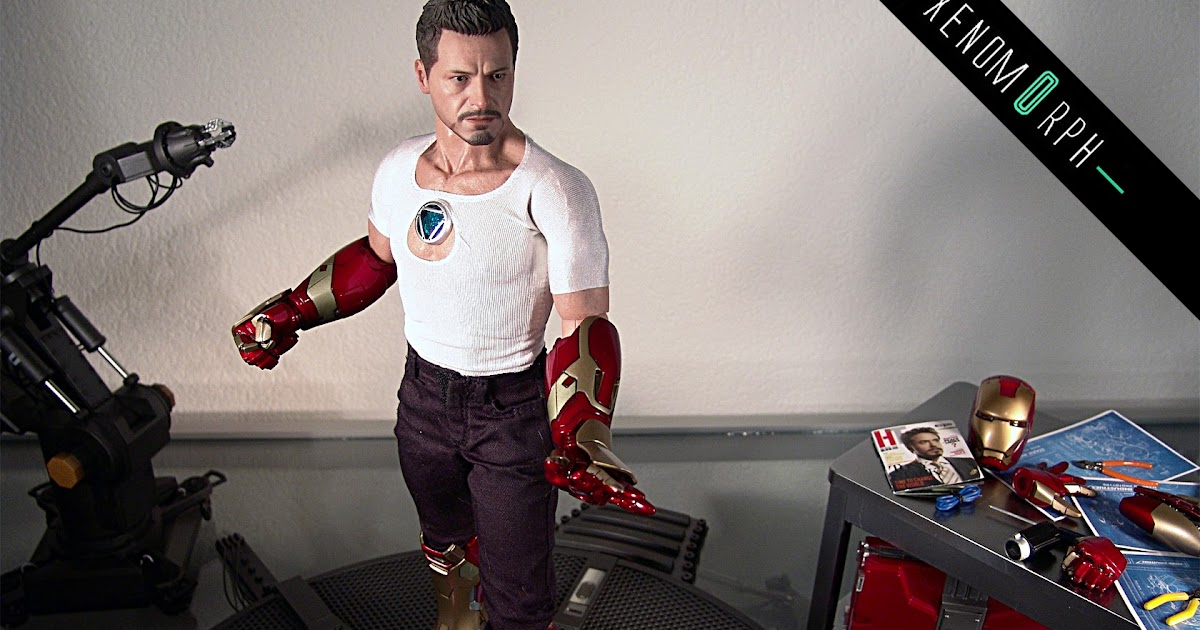 Hot Toys Iron Man 3 - Tony Stark MMS191 1/6 - photo review