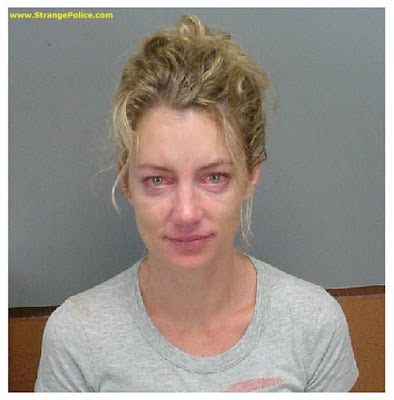 Cynthia Watros Busted for DUI