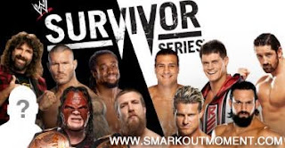 Watch WWE Survivor Series 2012 PPV Online Elimination Match Team Ziggler vs Team Foley YouTube