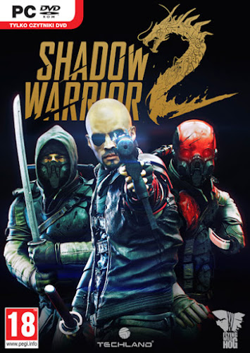 Shadow Warrior 2 - (PC) Torrent