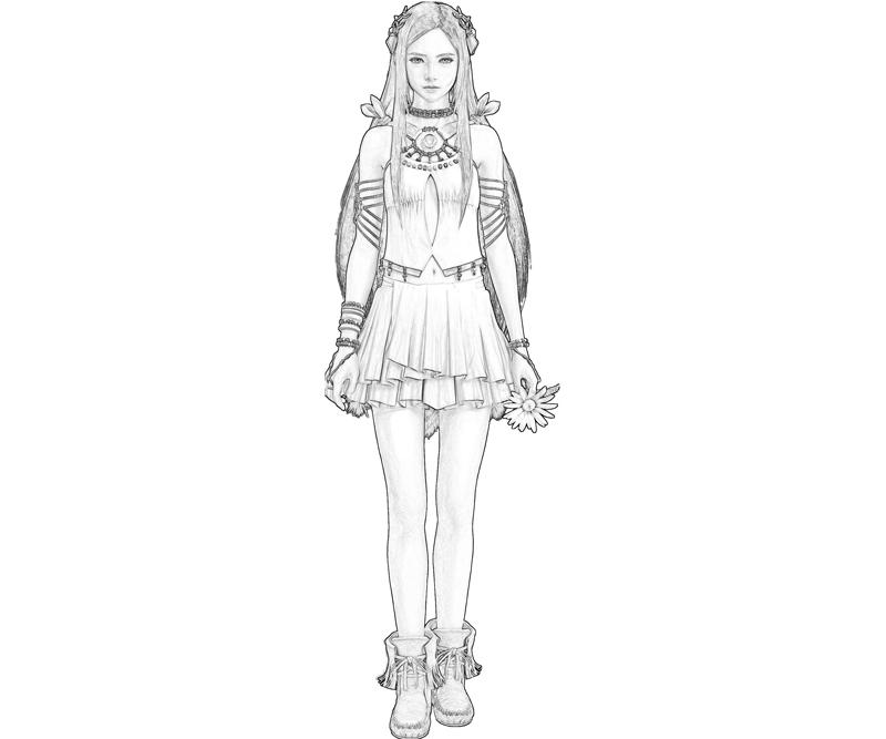 yeul-character-coloring-pages