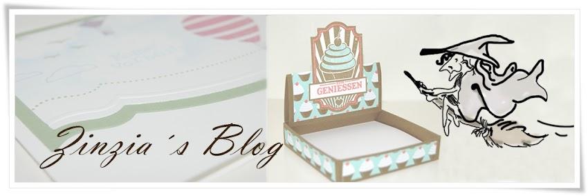 Zinzia's Blog