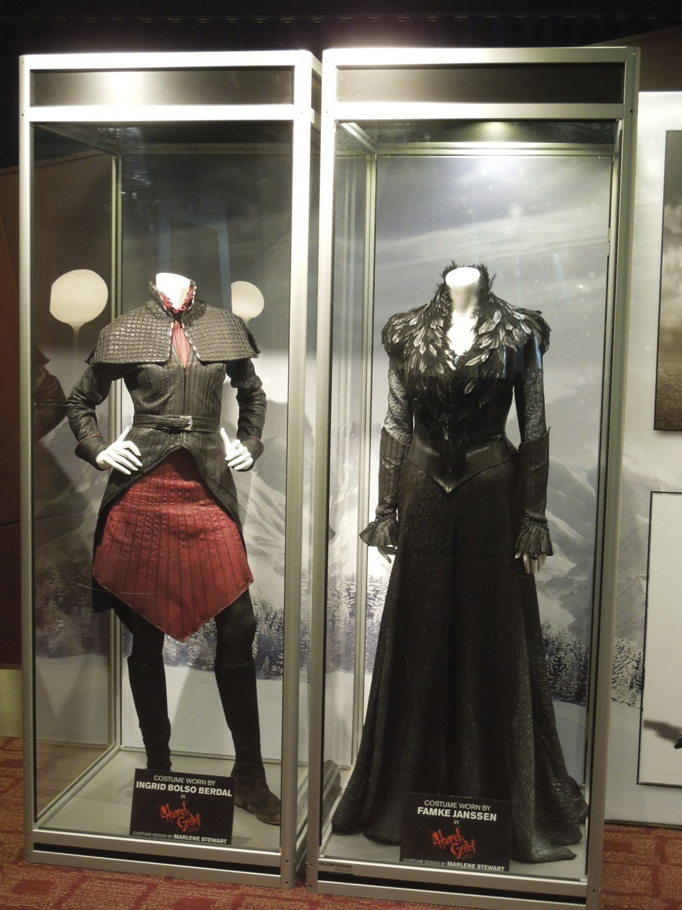 Famke Janssen's Muriel witch costume from Hansel & Gretel Witch ...