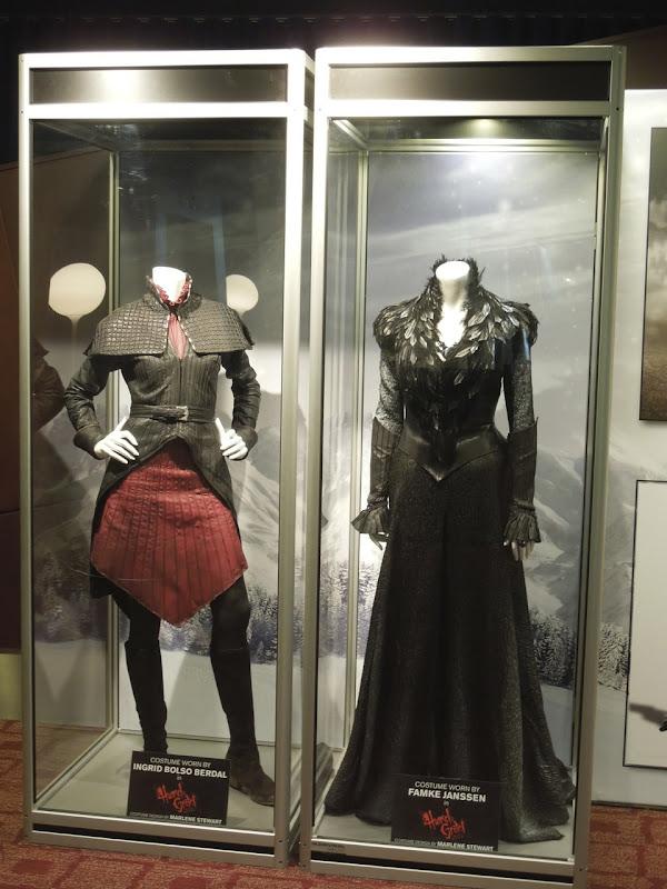 Witch movie costumes Hansel Gretel