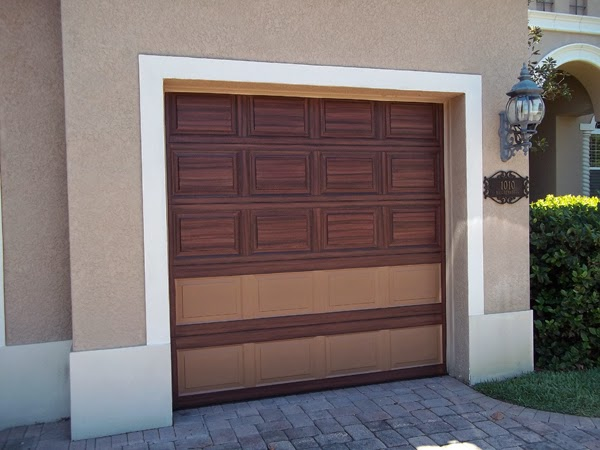 Finished With The Garage Door Project Everything I