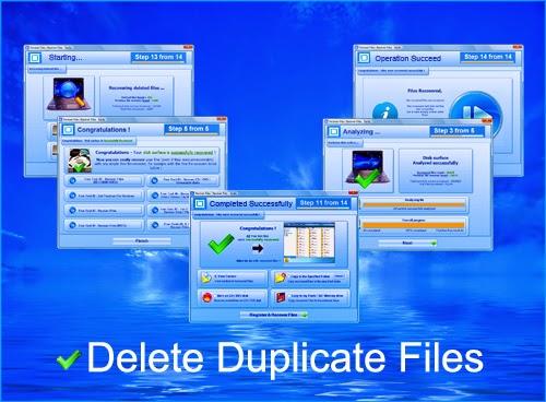 Delete+Duplicates+Files