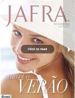 catalogo jafra brasil nadal 2012