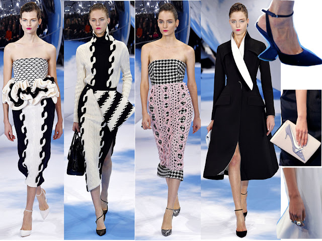Dior Fall 2013 RTW Collection - Knitwear