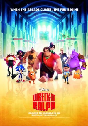 Wreck It Ralph Brrip 720p Mkv