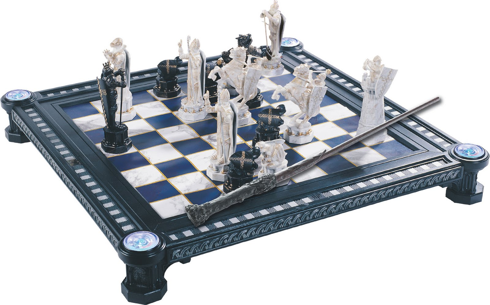 Dad Of Divas Reviews Exclusive Harry Potter Chess Set