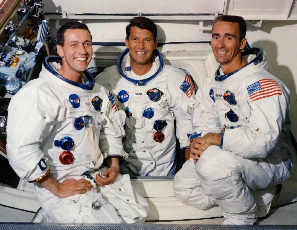 Tripulación del Apolo 7