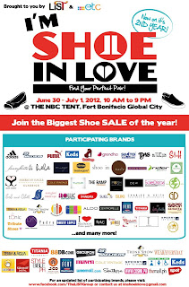 I'm Shoe In Love NBC Tent 2012