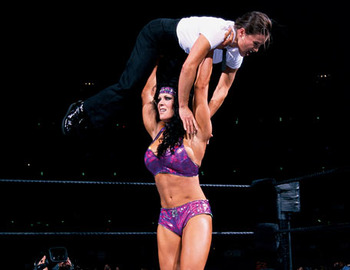 Ivory Steven Richards Goodfather WWE Val Venis RTC