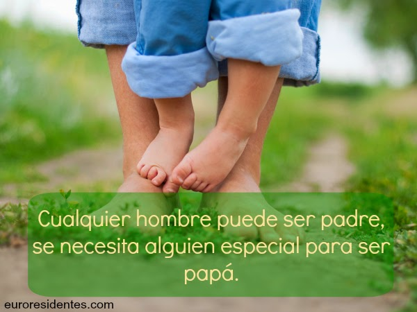 Frases para Papá