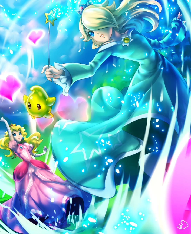 princess peach rule 34